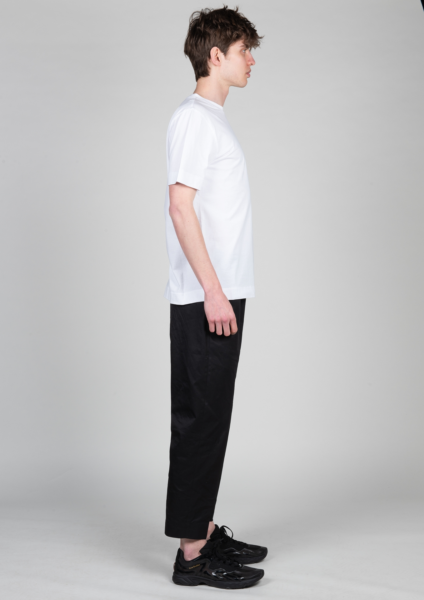 H T-Shirt AAMTS0218 Größe: M Farbe: white